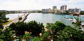 Bay In El San Juan And Hotels