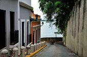 Oceanfront Alley