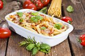 Homemade Pasta Bake