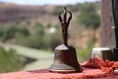 A buddhistic bell