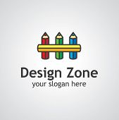 Design Zone Vector Logo Design