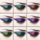 Professional Eye Makeup