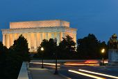 foto of abraham  - Washington DC  - JPG