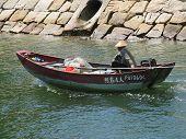 Boat from Hong Kong