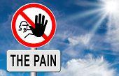 image of paracetamol  - pain killer stop headache migraine - JPG