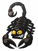 foto of predator  - scorpion - JPG
