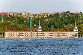 pic of ottoman  - Kuleli Military High School is the first military high school in Turkey located in Cengelkoy Istanbul - JPG
