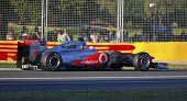 Jenson Button And McLaren