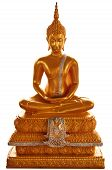 image of glorify  - Buddhist respect the image of Buddha as the founder of the religious - JPG