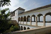 Building in the Generalife