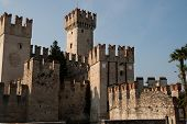 Sirmione,the Scaliger Castle