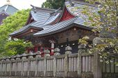Historic Japanese Temple