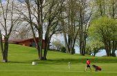Golf Course Walker