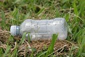 Empty Plastic Bottle