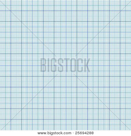 vector millimeter paper poster id 25694288
