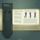 Web Site Design, Vector