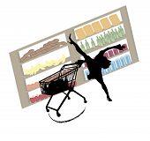 Swinging Shopper