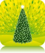 Resumen de árbol de Navidad