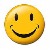 An universal smiley icon.