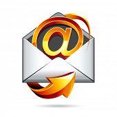 e mail vector icon