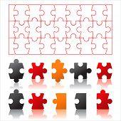 puzzles set