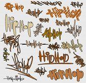 hip hop urban vector