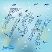 Shoal Fish word mark