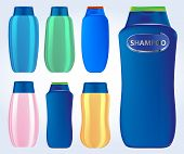 Leere Flaschen (hoch detaillierte Vektor)