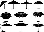Parasol collection
