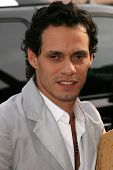 LOS ANGELES - APRIL 18: Marc Anthony at the 'Man On Fire' premiere on April 18, 2004 in Westwood, Los Angeles, California