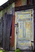 Old Ruined Doors