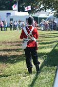 Red Coat British Soldier