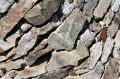 rocky textured background