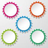 Starsticker Paperlabels