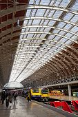 Paddington Station In London