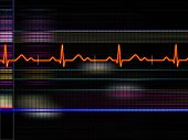 Cardiogram Background