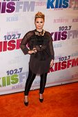 LOS ANGELES - MAY 11:  Demi Lovato attends the 2013 Wango Tango concert produced by KIIS-FM at the H
