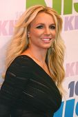 LOS ANGELES - MAY 11:  Britney Spears arrives at the 2013 Wango Tango concert produced by KIIS-FM at