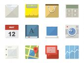 Flat Icons for Web and Mobile Applications