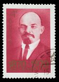 picture of lenin  - USSR  - JPG