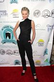 LOS ANGELES - MAY 18:  Portia de Rossi at the 6th Annual Compton Jr. Posse Gala  at Los Angeles Eque