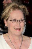 LOS ANGELES - DEC 16:  Meryl Streep at the