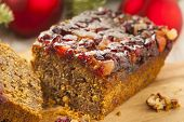 Festive Homemade Holiday Fruitcake