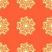 seamless flower pattern4