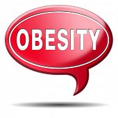 obesity prevention stop over weight start campaign with diet for obese children and adults with eating disorder