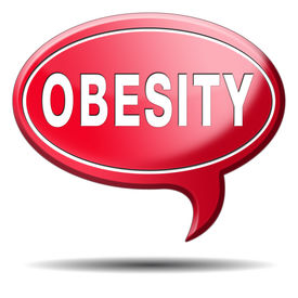 pic of obese children  - obesity prevention stop over weight start campaign with diet for obese children and adults with eating disorder - JPG