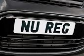 New Registration Plate