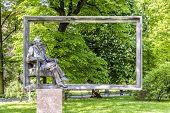 Monument For Jan Mateyko