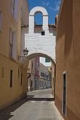 Soto Mancera Arch, Badajoz
