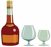 Cognac - Illustration